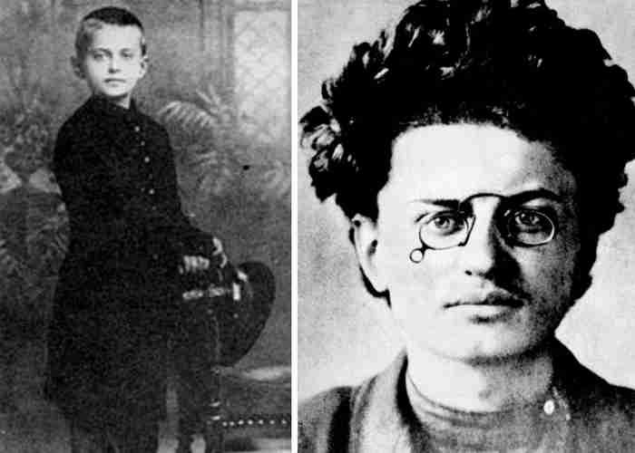 Троцкий биография-1