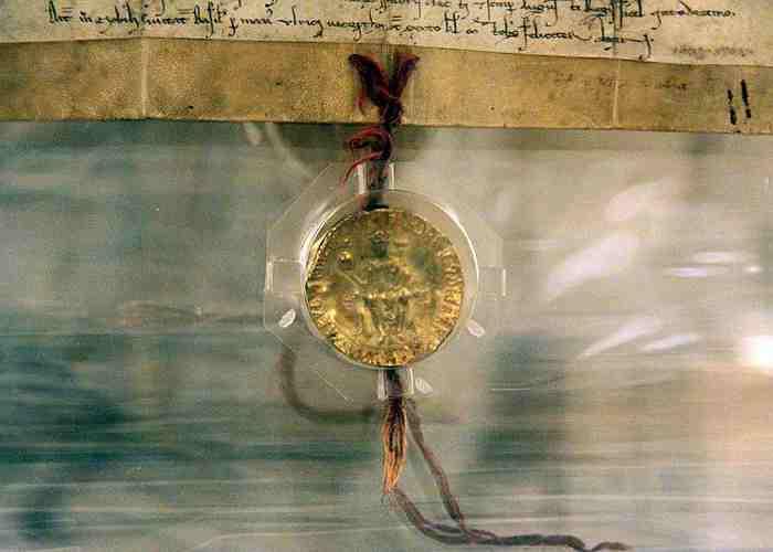 Золотая булла (1356)-3
