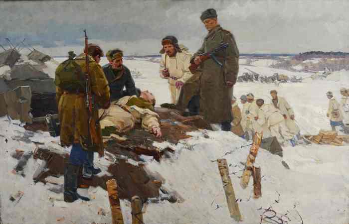 Александр Матросов-3
