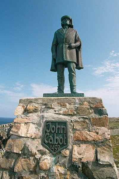 Памятник Джону Каботу