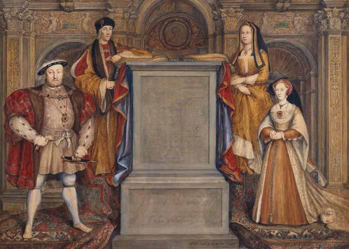 Генрих VII Тюдор-4