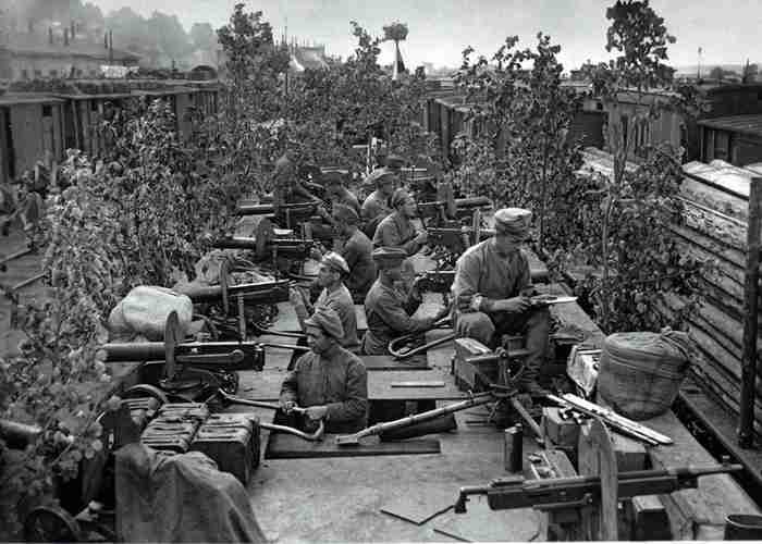 Восстание Чехословацкого корпуса-3