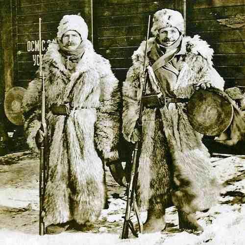 Восстание Чехословацкого корпуса-4