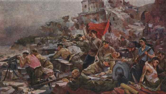 Защита Брестской крепости-2