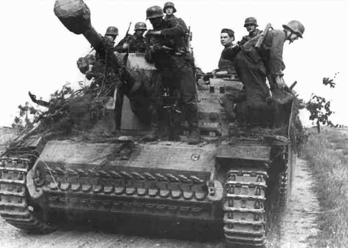 Танковое сражение под Прохоровкой-2
