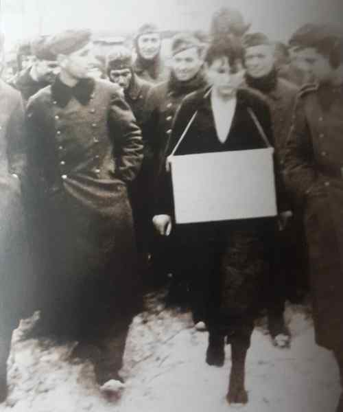 Зоя Космодемьянская. Подвиг-2