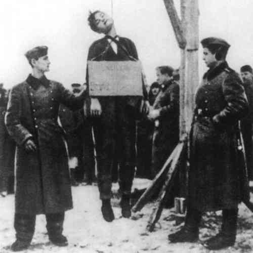 Зоя Космодемьянская. Подвиг-3