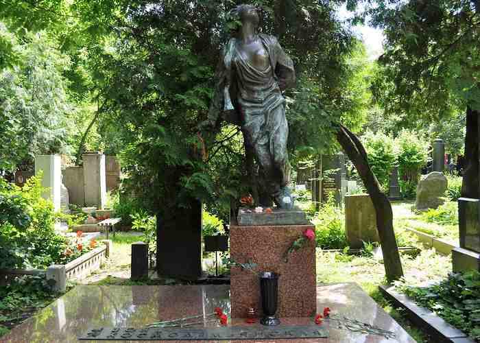 Зоя Космодемьянская. Памятник