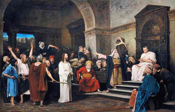 Прокуратор Понтий Пилат-1