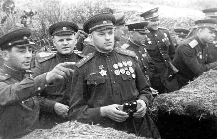 Маршал Рокоссовский-2