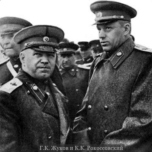 Маршал Рокоссовский-3