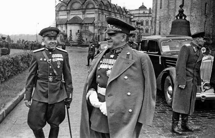 Жуков Георгий Константинович. Биография маршала