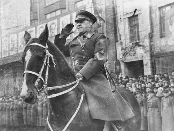 Маршал Жуков-4
