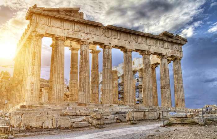 Храм Парфенон