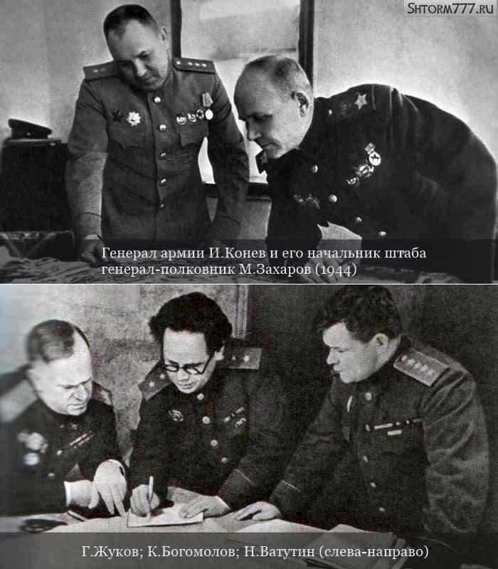 Корсунь-Шевченковский котел-1