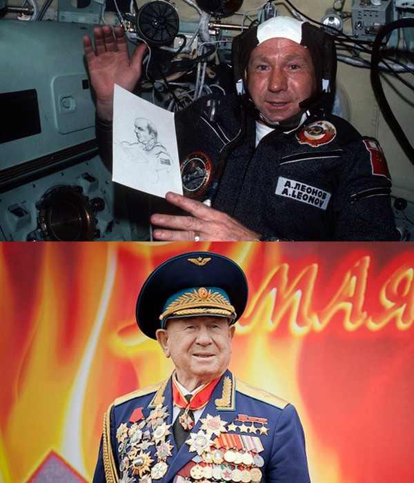 Леонов Алексей Архипович-5