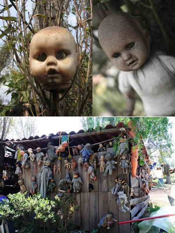 Остров кукол Мексика-2