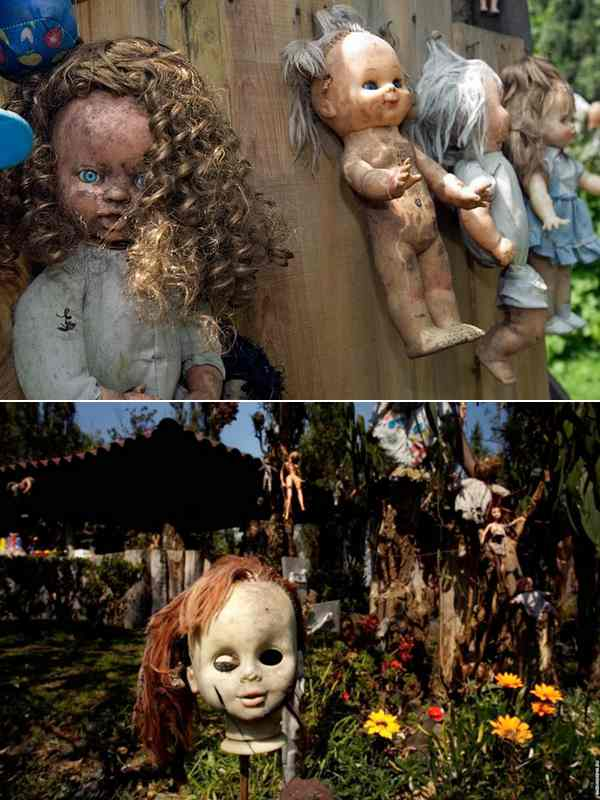 Остров кукол Мексика-4