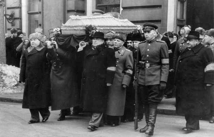 Как умер Сталин