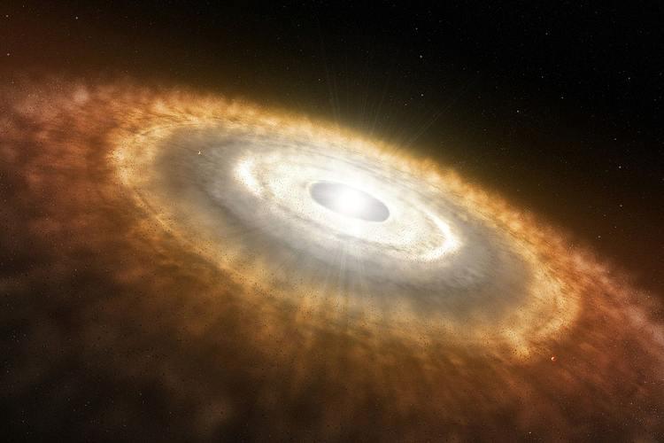 Формирование Солнечной системы-1