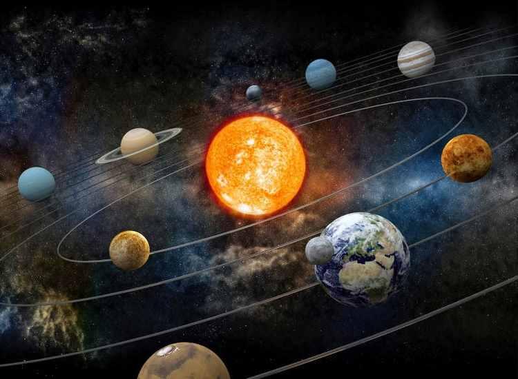 Формирование Солнечной системы-3