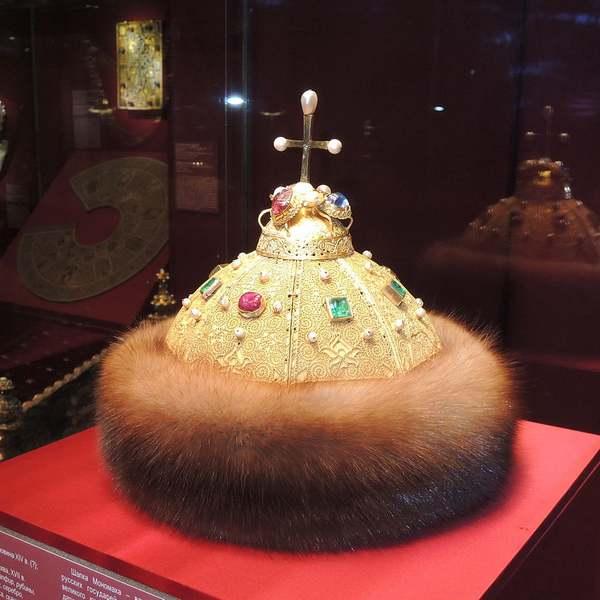 История шапки Мономаха-1