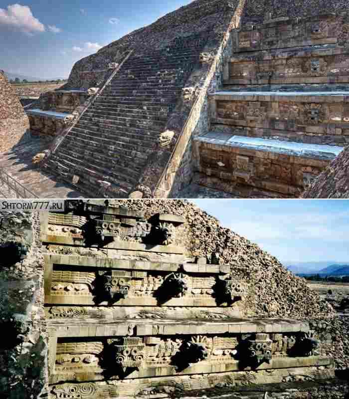 Пирамиды в Мексике-7