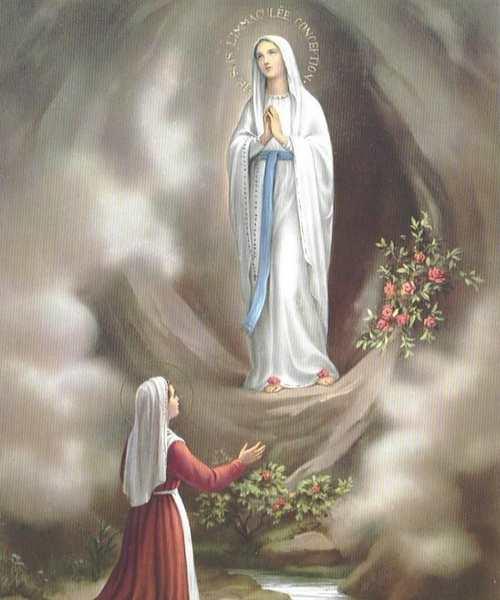 Явление Девы Марии-12