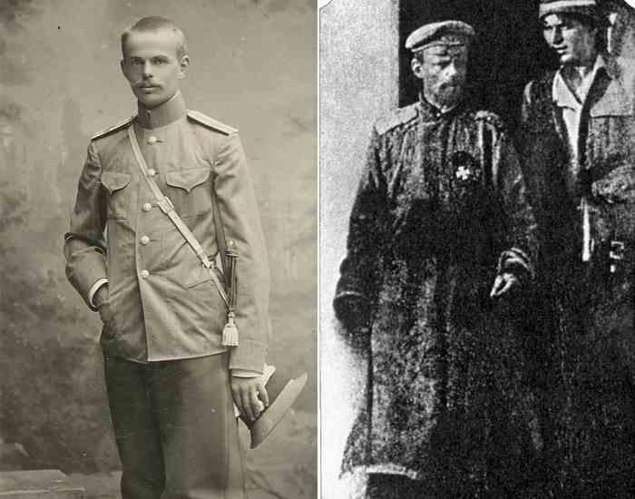 Унгерн фон Штернберг Роман Федорович-1