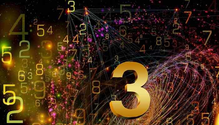 Значение числа три-2
