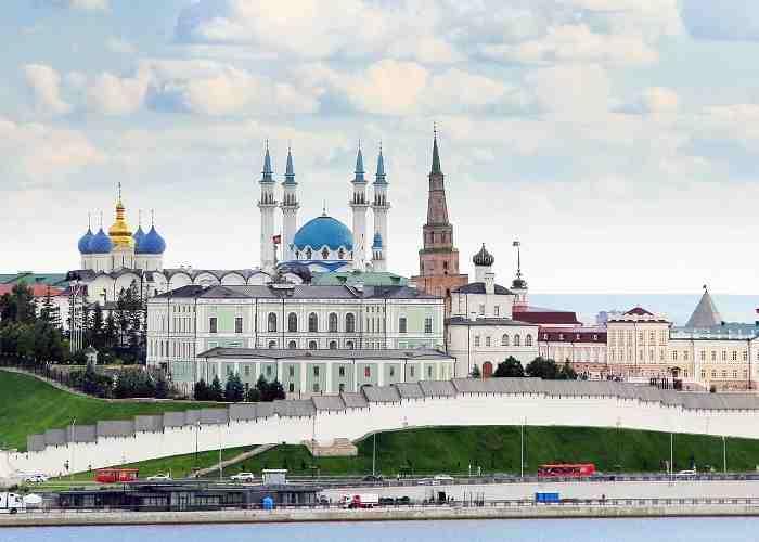 История Казанского Кремля-1