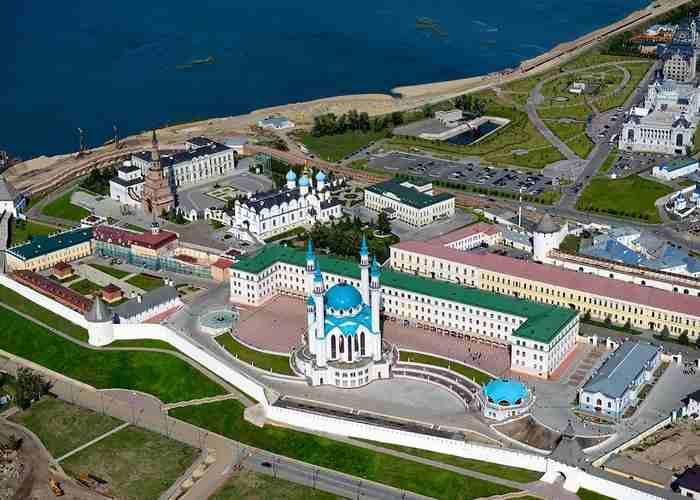 История Казанского Кремля-2