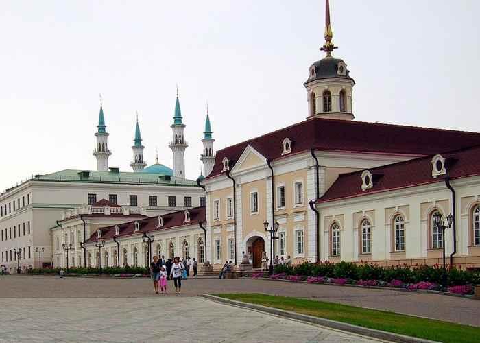 История Казанского Кремля-3