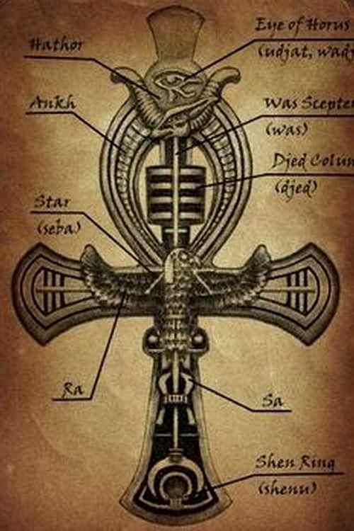Египетский крест-2