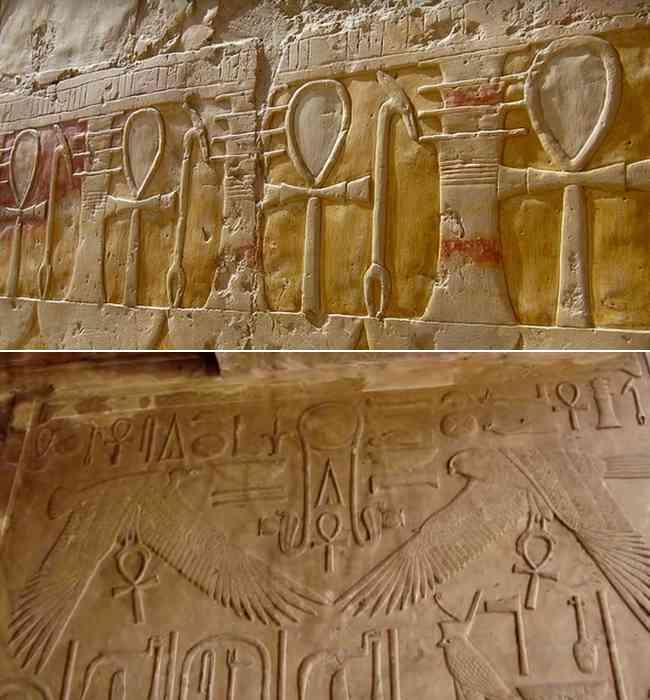 Египетский крест-4