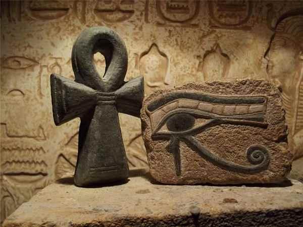 Египетский крест-7