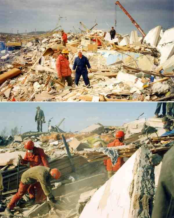 Землетрясение в Нефтегорске-2