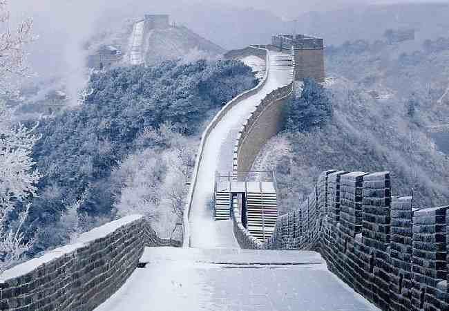 Китайская стена-1