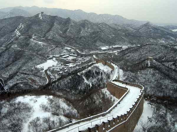 Китайская стена-2