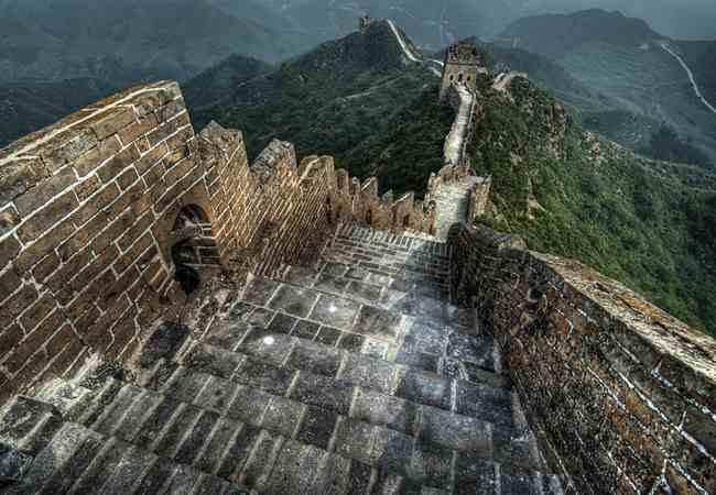 Китайская стена-3