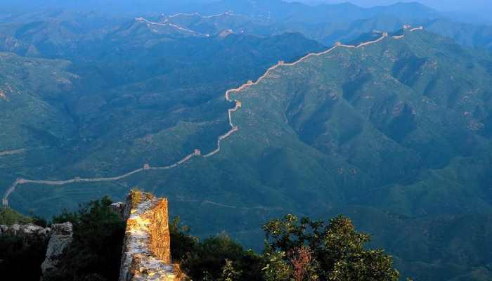 Китайская стена-4