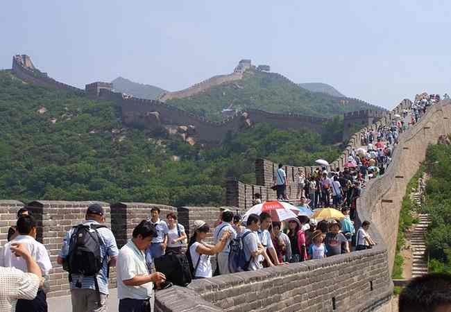 Китайская стена-5