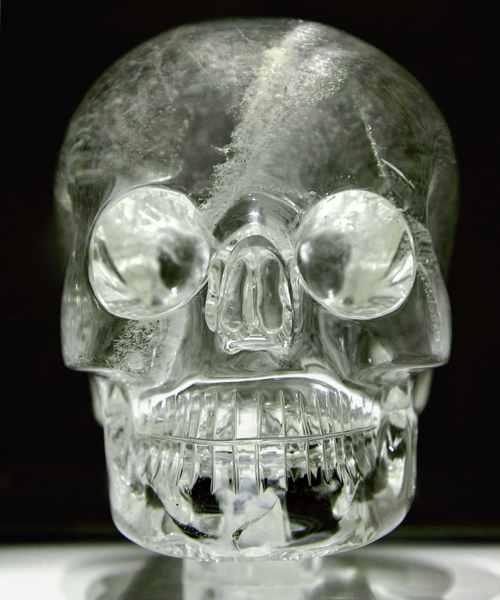 Хрустальные черепа-1