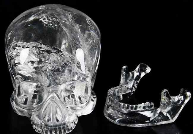Хрустальные черепа-3