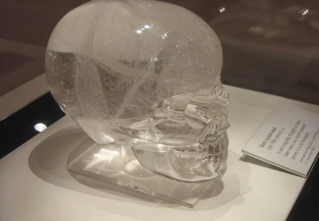 Хрустальные черепа-4