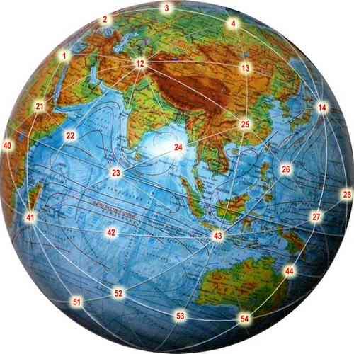 Земля планета-12