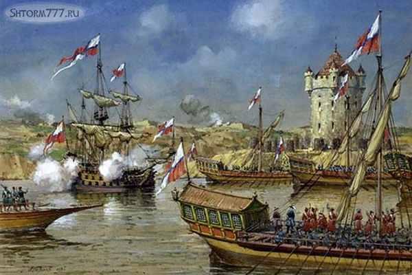 Азовские походы (4)