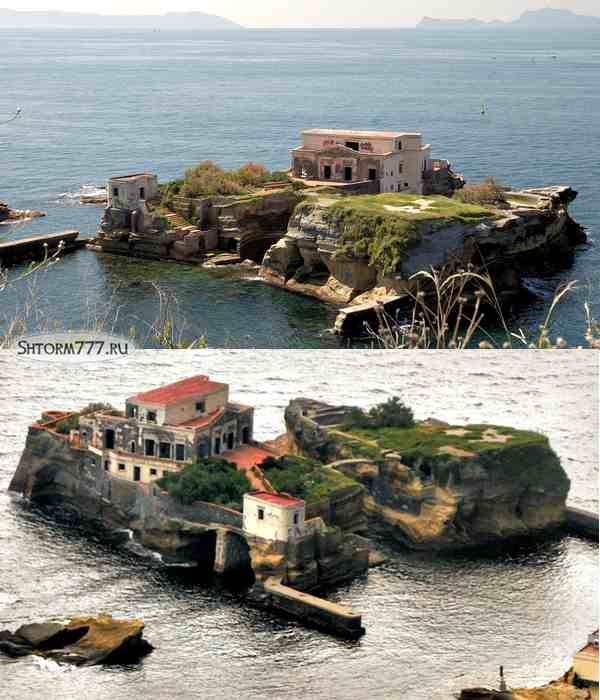 Итальянский остров Гайола-1