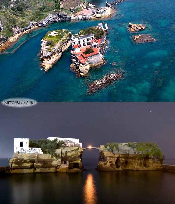 Итальянский остров Гайола-3