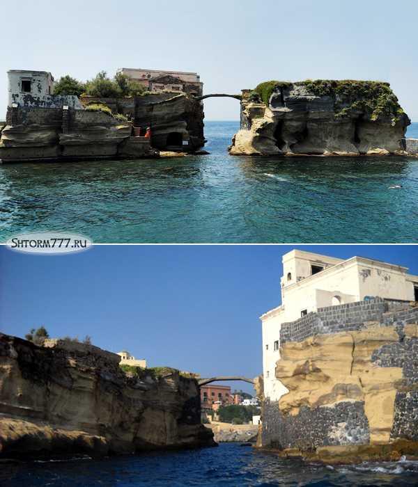 Итальянский остров Гайола-5